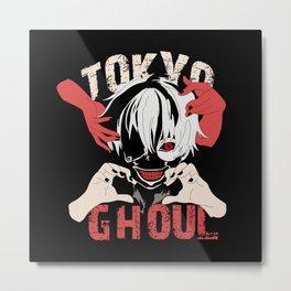 Tokyo Ghoul (Ken Kaneki) Metal Print