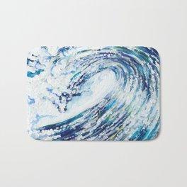 Big Wave Bath Mat