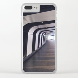 Architecture 09 Clear iPhone Case