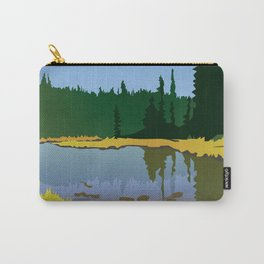 Junction Lake Carry-All Pouch
