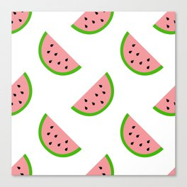 Watermelons! Canvas Print