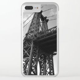 Industrial design Clear iPhone Case