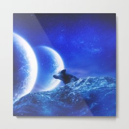 CELESTIAL ATMOSPHERE #3 Metal Print