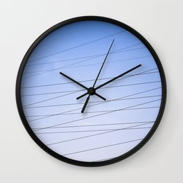 Its Electric Wall Clock