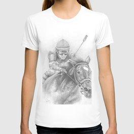 """WINTER RACING"" T-shirt"