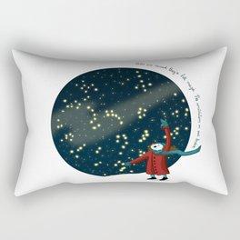 Constelations Rectangular Pillow