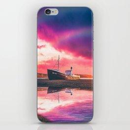 Shipwreck iPhone Skin