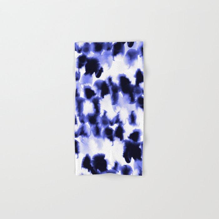 Kindred Spirits Blue Hand & Bath Towel
