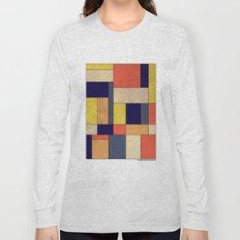 Abstract #350 Long Sleeve T-shirt