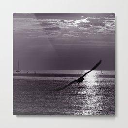 MYSTIC WINGS - BALTIC SEA Metal Print