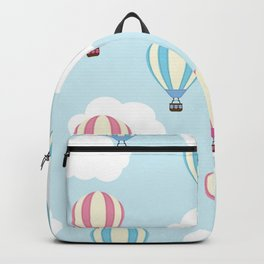 Balloons in the Sky Backpack