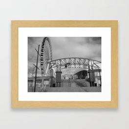 Bueller...Bueller... Framed Art Print
