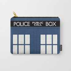 Doctor Who - Minimal Tardis Carry-All Pouch