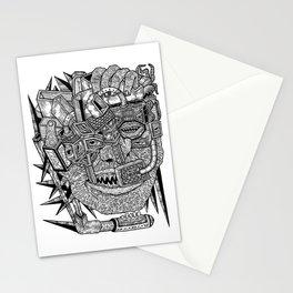 Geometric Mutations Stationery Cards