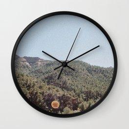 SEDONA II Wall Clock