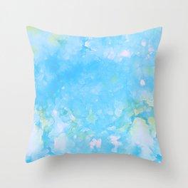 Cloud Song Throw Pillow