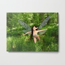Faybelline Fairy Metal Print