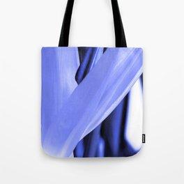 Strelitzia Reginae (Blue version) Tote Bag