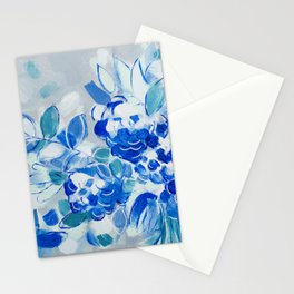 Wedding Bell Blues Stationery Cards