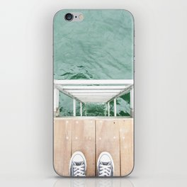 Beach Vibes iPhone Skin