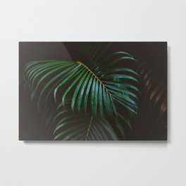 Tropical Hustle Metal Print