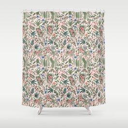 Desert Palm Shower Curtain