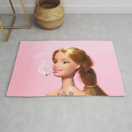 Doll Grown Up Rug