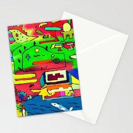 hazardous nature Stationery Cards