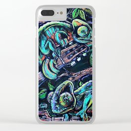 Adaptation Clear iPhone Case