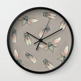 summer friends Wall Clock