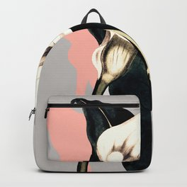 Calla lily flower Backpack