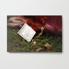 The Locket Metal Print