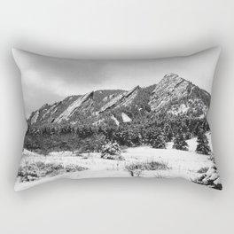Flatirons - Neopan 1600 Rectangular Pillow