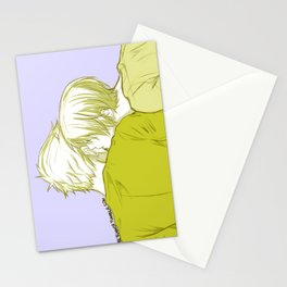 LukeHan New Year's Kisses Stationery Cards