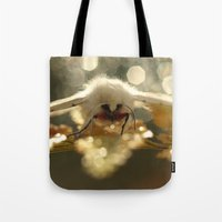 moth Tote Bags featuring Moth by Nature In Art...