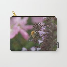 Honey Bee After Pollen Carry-All Pouch