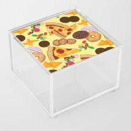 Snacks on Snacks Acrylic Box