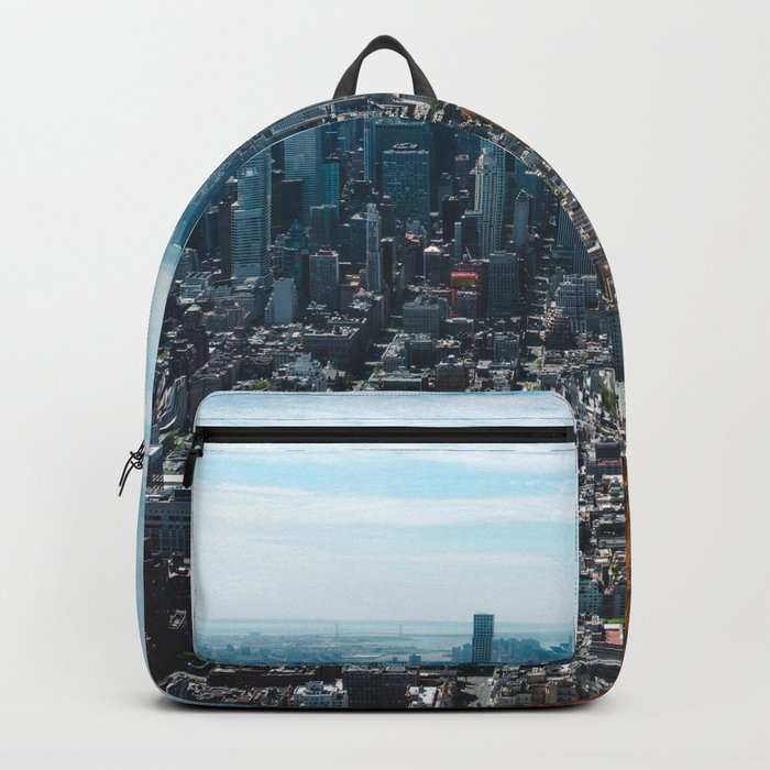 New York City Central Park Backpack