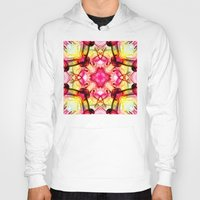 dna Hoodies featuring DNA 2 by Steve Purnell