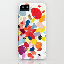 Color Study No. 2 iPhone Case