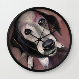 Doggie Wall Clock