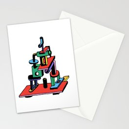 stack piece Stationery Cards