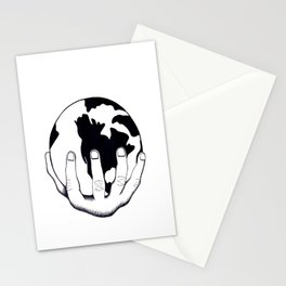 Imperialism Stationery Cards