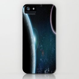 Planet X2 iPhone Case