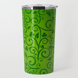 shamrock, ireland, irish gift, irish gifts women, luck of the irish, saint patricks day Travel Mug
