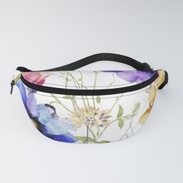 Summer Diary II Fanny Pack