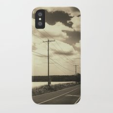 The Long Road Slim Case iPhone X