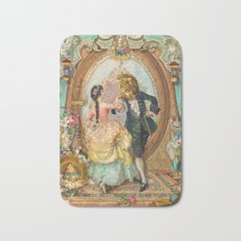 Beauty and the Beast Bath Mat
