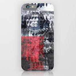 THE ETHNOLOGY iPhone Case