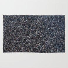 Black Sand I Rug